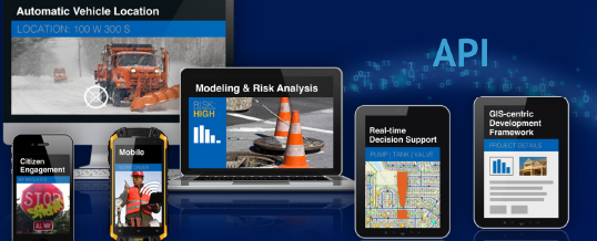 The GIS-centric Platform— ArcGIS and Cityworks, and