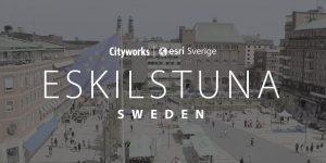 City of Eskilstuna using CItyworks