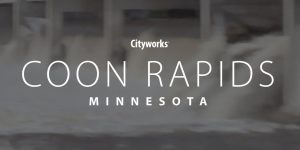 COon Rapids utilizing mapping and work tracking