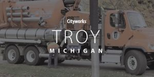 Troy implements solutions to ease work using Cityworks
