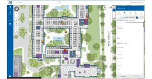 There are several ways to use Cityworks with ArcGIS Indoors