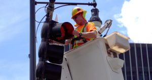 Mobile Traffic Signal Inspections with Cityworks